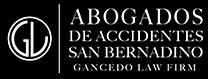 Abogados Accidentes de Auto San Bernadino - Licenciados Legal Gancedo
